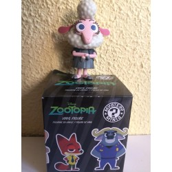 MYSTERY MINI ZOOTOPIA - BELLWETHER