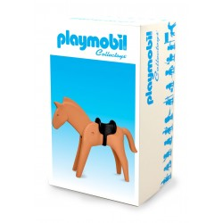 PLAYMOBIL FIGURA PLASTOY 25 CM CABALLO ( PREVENTA )