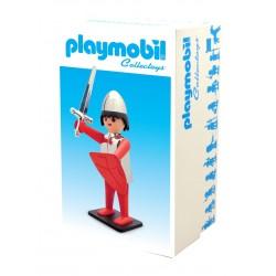 PLAYMOBIL FIGURA PLASTOY 25 CM CABALLERO MEDIEVAL  ( PRVENTA )