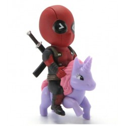 DEADPOOL EN PONY PX X-FORCE