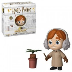 FUNKO POP HARRY POTTER 5 STAR - RON WEASLEYHERBOLOGY