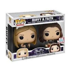 FUNKO POP BUFFY & FAITH