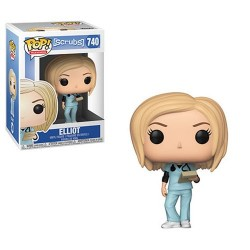 FUNKO POP SCRUBS - ELLIOT