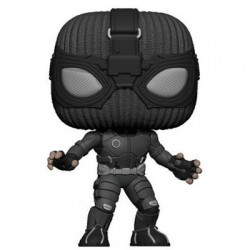 FUNKO POP SPIDER-MAN : LEJOS DE CASA - STEALTH SUIT