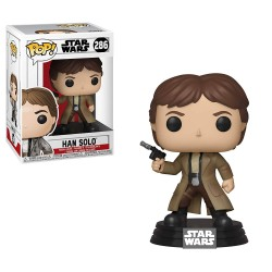 FUNKO POP STAR WARS 2019 - ENDOR HAN
