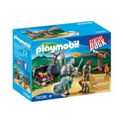 PLAYMOBIL 70036 STARTER PACK GUERREROS