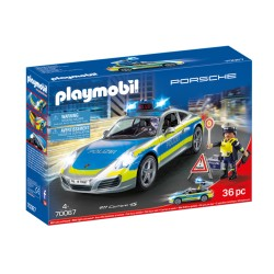 PLAYMOBIL 70067 PORSCHE POLICIA ALEMAN