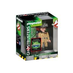 PLAYMOBIL FIGURA 15 CM 70174 CAZAFANTASMAS STANTZ - EDICION COLECCIONISTA.