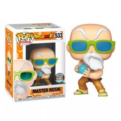 FUNKO POP DRAGONBALL Z - MAESTRO MUTEN ROSHI KAME HOME SPECIALITY SERIES