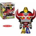 FUNKO POP POWER RANGERS - MEGAZORD METALICO EXCLUSIVO