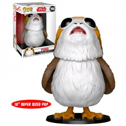 FUNKO POP STAR WARS - PORG EXCLUSIVE 25 CM