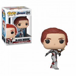 FUNKO POP MARVEL AVENGERS ENDGAME - BLACK WIDOW