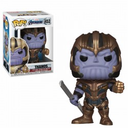 FUNKO POP MARVEL AVENGERS ENDGAME - THANOS
