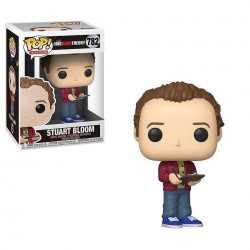 FUNKO POP BIG BANG THEORY S2 - STUART