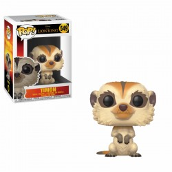 FUNKO POP REY LEON LIVE ACTION  - TIMON