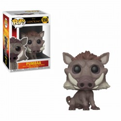 FUNKO POP REY LEON LIVE ACTION  -  PUMBAA