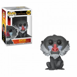 FUNKO POP REY LEON LIVE ACTION  - RAFIKI