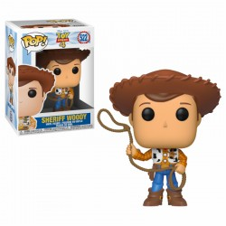 FUNKO POP TOY STORY 4 - WOODY