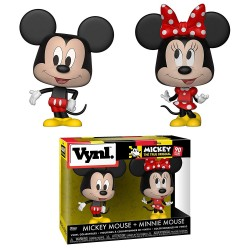 FUNKO VYNL MICKEY & MINNIE