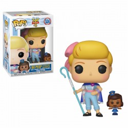 FUNKO POP TOY STORY 4 -BO PEEP W/ OFFICER McDIMPLES