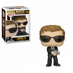 FUNKO POP MEN IN BLACK INTERNACIONAL - AGENTE H