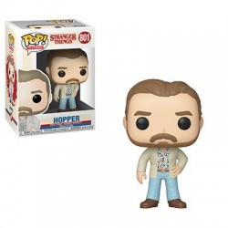 FUNKO POP STRANGER THINGS SERIE 3 - HOPPER ( DATE KNIGHT )