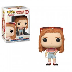 FUNKO POP STRANGER THINGS SERIE 3 - MAX ( MAIL OUTFIT )