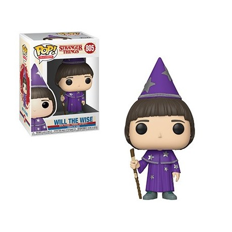 FUNKO POP STRANGER THINGS SERIE 3 - WILL ( THE WISE )