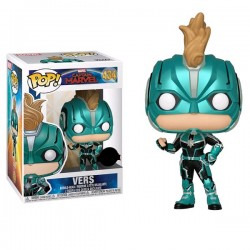 FUNKO POP CAPTAIN MARVEL - VERS EXCLUSIVO