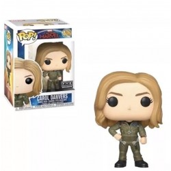FUNKO POP CAPTAIN MARVEL - CAROL DANVERS