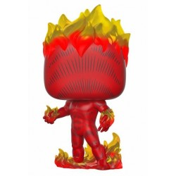 FUNKO POP MARVEL 80TH FIRST APPEARANCE - HUMAN TORCH
