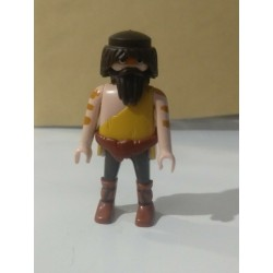 PLAYMOBIL FIGURA PELICULA THE MOVIE - BARBARO