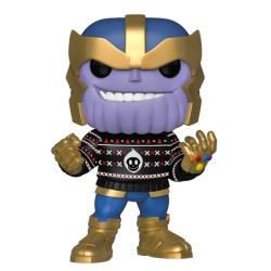 FUNKO POP MARVEL HOLIDAY 2019 - THANOS