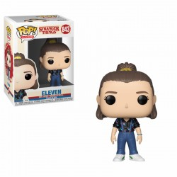 FUNKO POP STRANGER THINGS TEMP. 4 - ELEVEN CON COLETA