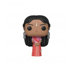 FUNKO POP HARRY POTTER SERIE YULE - PADMA PATIL ( YULE )