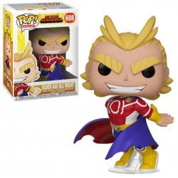 FUNKO POP MY HERO ACADEMY 2019 - ALL MIGHT ( SILVER AGE )