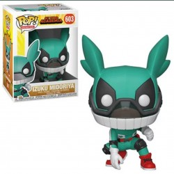 FUNKO POP MY HERO ACADEMY 2019 - DEKU WITH HELMET