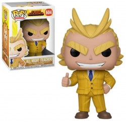 FUNKO POP MY HERO ACADEMY 2019 - TEACHER ALL MIGHT
