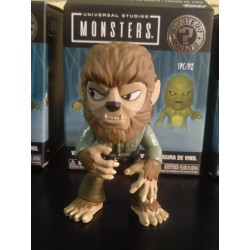 MYSTERY MINIS UNIVERSAL MONSTERS - HOMBRE LOBO