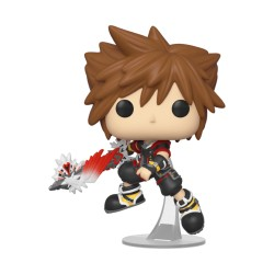 FUNKO POP KINGDOM HEARTS 3 SERIE 2 - SORA ULTIMATE WEAPON