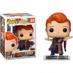 FUNKO POP CONAN AS FOLK DANCER CON PEGATINA DE EXCLUSIVO
