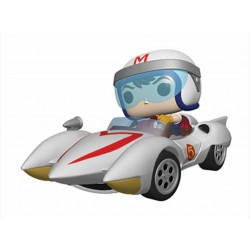 FUNKO POP SPEED RACER - SPEED W/MACH 5