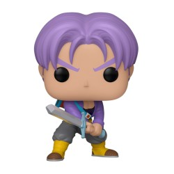 FUNKO POP DRAGONBALL Z - TRUNKS CON ESPADA