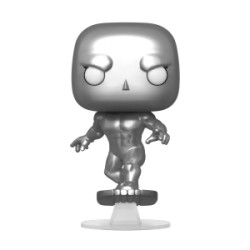 FUNKO POP MARVEL LOS 4 FANTASTICOS - SILVER SURFER