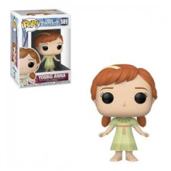 FUNKO POP FROZEN 2 - YOUNG ANNA