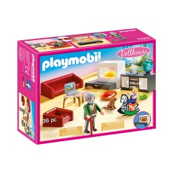 PLAYMOBIL 70207 - SALA DE ESTAR