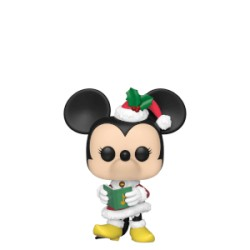 FUNKO POP DISNEY HOLIDAY - MINNIE