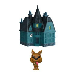 FUNKO POP SCOOBY DOO MANSION