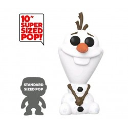FUNKO POP FROZEN 2 - OLAF SUPER SIZED 10 PULGADAS EXCLUSIVO