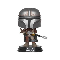 FUNKO POP STAR WARS - THE MANDALORIAN